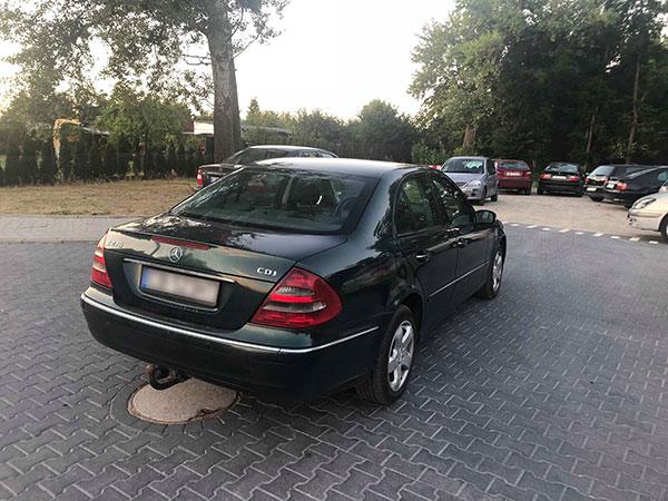Mercedes rok 2002